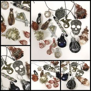 Reducing Inventory‼️  19 Pendants See Details⤵️